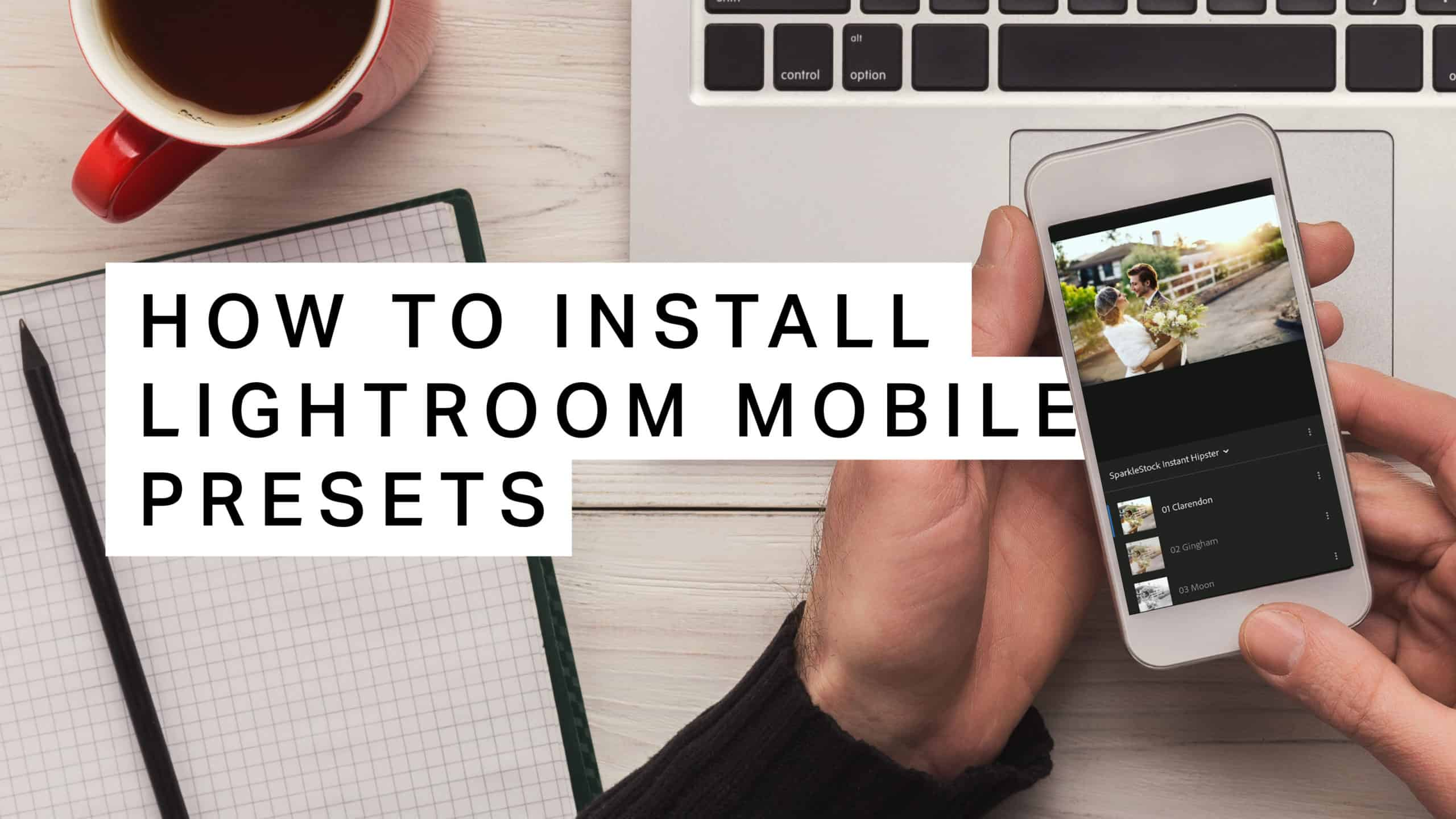 How to Sync Presets to Lightroom Mobile CC