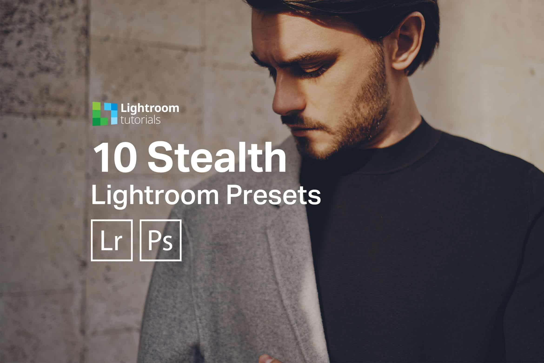 10 Free Stealth Lightroom Presets